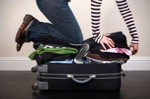 In partenza: cosa mettere in valigia?