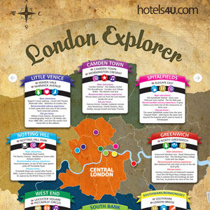 London-explorer: attrazioni turistiche a Londra