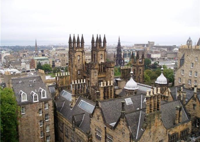 Viaggio Edimburgo Scozia