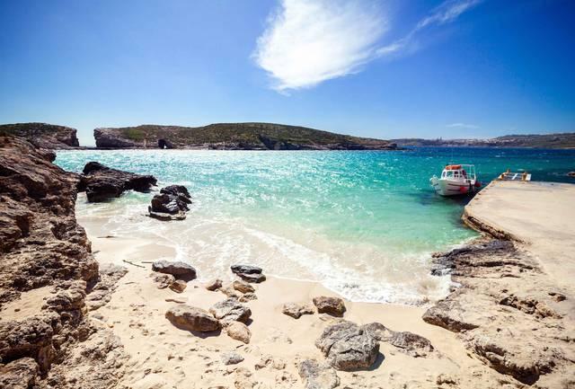 Viaggio Malta: mare