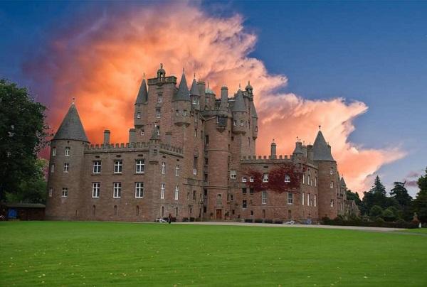 tour-pullman-scozia-castello-di-glamis