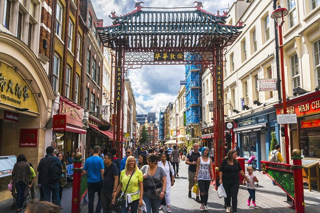 chinatown-soho-area-londra