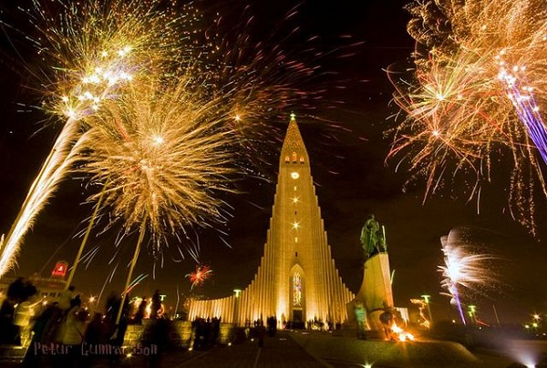 winter-lights-festival-reykjavick