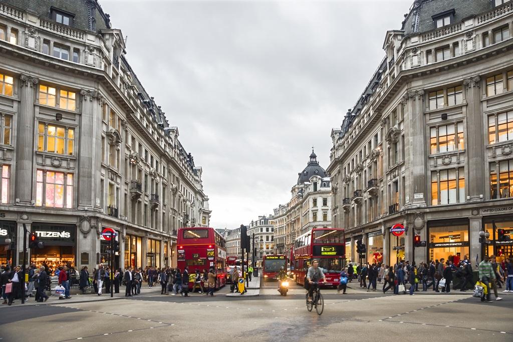 Studiare inglese a Londra in zona centrale