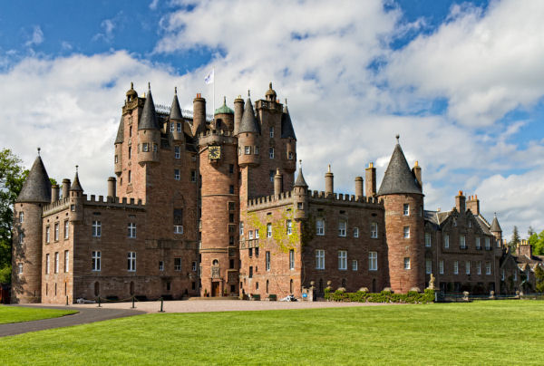 Tour in pullman della Scozia Classica 8 giorni