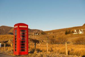 Itinerario tour in Pullman della Scozia