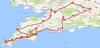 itinerario-tour-londra-cornovaglia