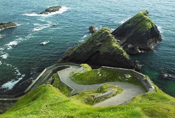 Tour in pullman dell'Irlanda Dublino e l'ovest 8 giorni/7 notti