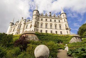 dunrobin-castle-tour-con-macchina-a-noleggio