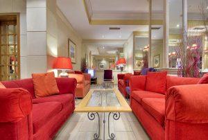 Hotel 4 stelle a Sliema, isola di Malta