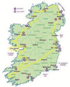 Gran tour dell'Irlanda in pullman: l'itinerario del nostro viaggio organizzato