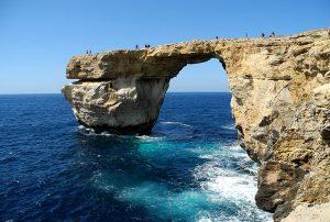 Tour di Malta: la grotta azzurra a Gozo