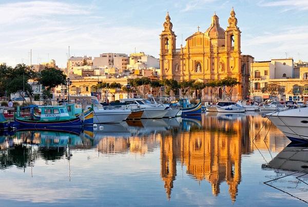 La Valletta: tour di Malta