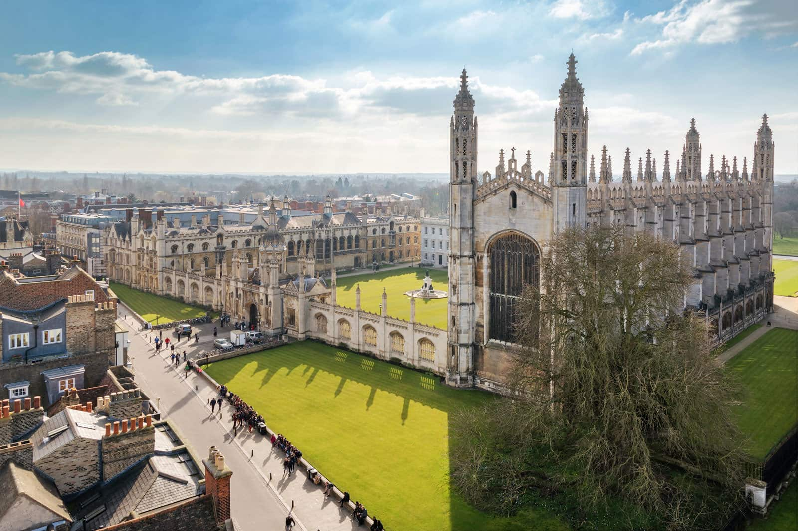 Anno linguistico a Cambridge per preparazione agli esami TOEFL, IELTS o Cambridge