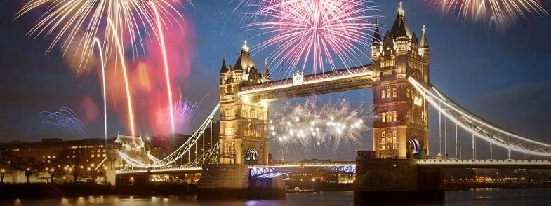 Pacchetto Volo + Hotel: Capodanno a Londra