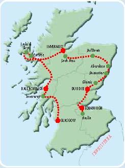 itinerario-tour-scozia-highlands-castelli