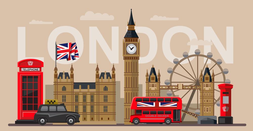 Vivere e lavorare a Londra mentre si studia l'inglese