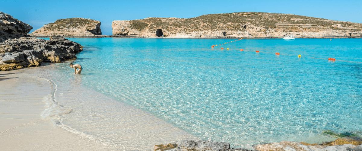 Malta, le spiagge più belle