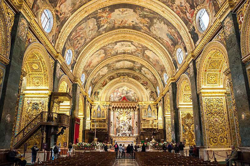 Concattedrale di San Giovanni a La Valletta - Malta
