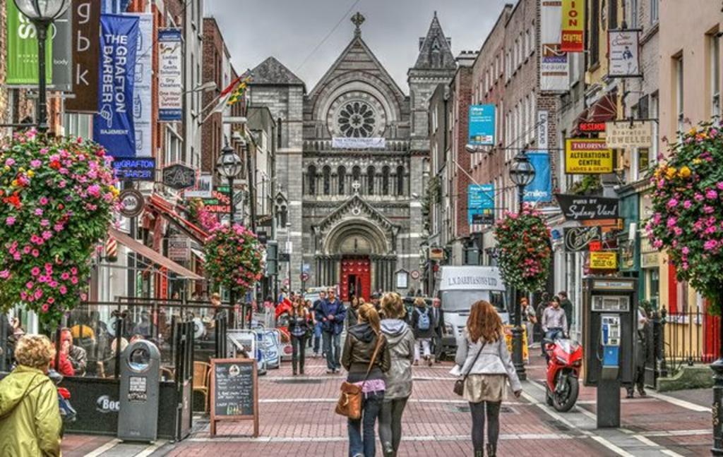 Partire per Dublino