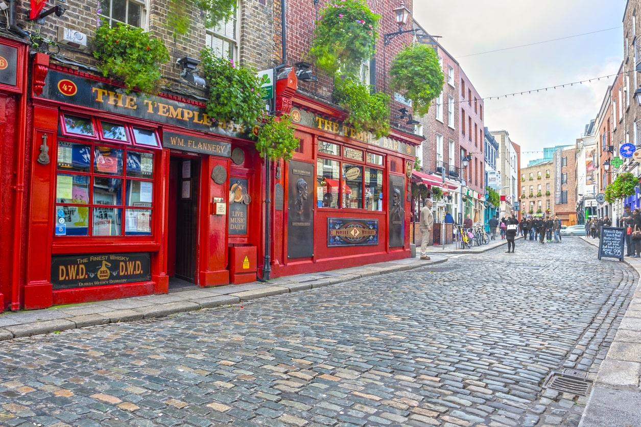 Vivere, studiare e lavorare a Dublino