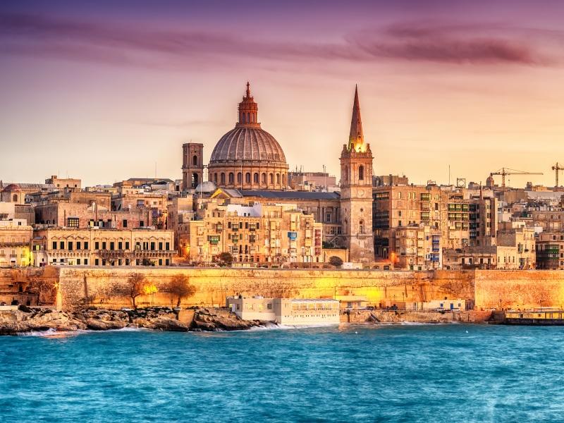 Panorama La Valletta