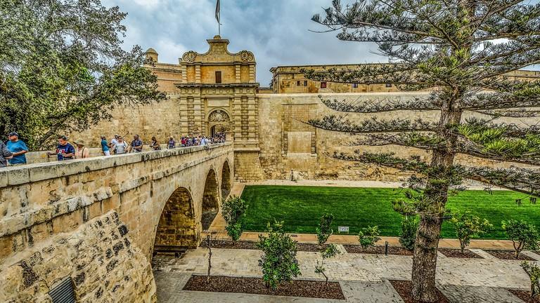 Mdina: antica capitale di Malta