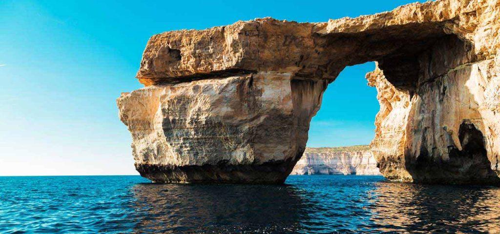 Isola di Gozo: mare