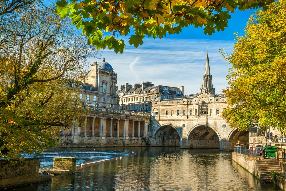 Bath, Inghilterra