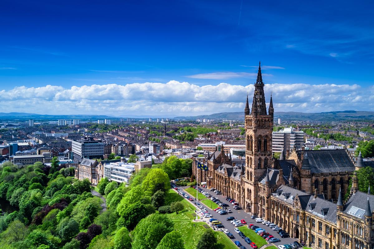 Glasgow: vacanze e viaggi studio in Scozia